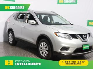 Used 2016 Nissan Rogue S AWD A/C CAM RECUL for sale in St-Léonard, QC