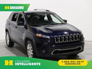 Used 2015 Jeep Cherokee LTD AWD CUIR TOIT for sale in St-Léonard, QC