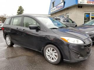 Used 2013 Mazda MAZDA5 Familiale 4 portes, boîte automatique, G for sale in Longueuil, QC