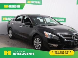 Used 2014 Nissan Altima 2.5 A/c Bluetooth for sale in St-Léonard, QC