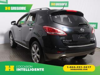 Used 2014 Nissan Murano Platinum Awd Cuir for sale in St-Léonard, QC