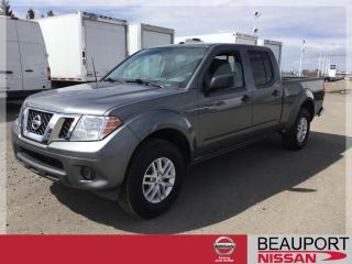 Used 2016 Nissan Frontier SV CREW CAB 4X4 ***BALANCE GARANTIE*** for sale in Beauport, QC