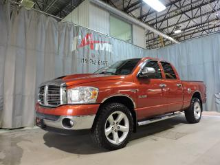 Used 2008 Dodge Ram 1500 SLT for sale in Rouyn-Noranda, QC