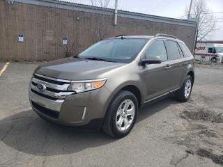 Used 2013 Ford Edge 4 portes SEL, Traction intégrale for sale in Drummondville, QC
