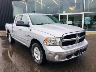 Used 2014 RAM 1500 SLT, Crew Cab, Diesel for sale in Ingersoll, ON