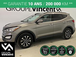 Used 2016 Hyundai Santa Fe Sport Premium Gar for sale in Shawinigan, QC