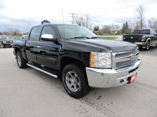 Used 2013 Chevrolet Silverado 1500 LS Cheyenne Edition. 4x4. 1 Owner for sale in Gorrie, ON