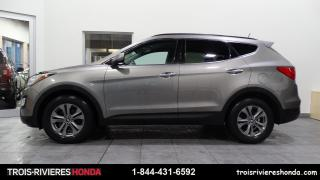 Used 2016 Hyundai Santa Fe SPORT for sale in Trois-Rivières, QC