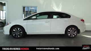 Used 2014 Honda Civic EX for sale in Trois-Rivières, QC
