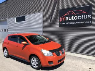 Used 2010 Pontiac Vibe PONTIAC VIBE 2010 for sale in Québec, QC