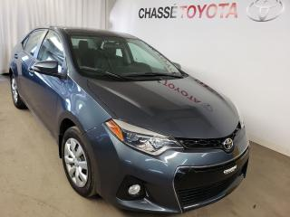 Used 2016 Toyota Corolla S for sale in Montréal, QC