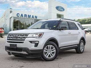 Used 2018 Ford Explorer XLT for sale in Carman, MB