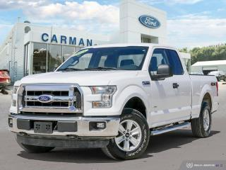 Used 2015 Ford F-150 for sale in Carman, MB