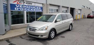 Used 2006 Honda Odyssey EX for sale in St-Hubert, QC