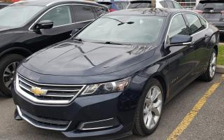 Used 2015 Chevrolet Impala LT for sale in St-Hubert, QC