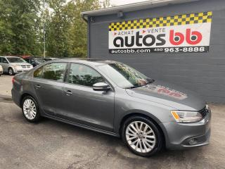 Used 2011 Volkswagen Jetta for sale in Laval, QC