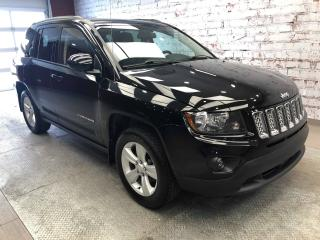 Used 2014 Jeep Compass North 4x4 8 for sale in Sorel-Tracy, QC