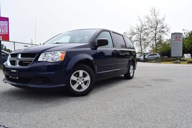 2012 Dodge Grand Caravan SE AC/AUTO/PL/PW/CC/CD/ABS/A