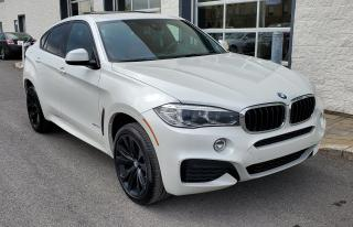 Used 2016 BMW X6 Xdrive35i M Performanc for sale in Dorval, QC