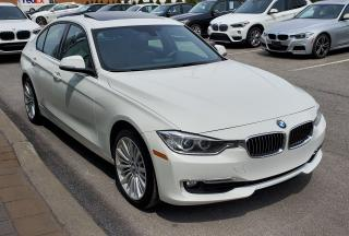 Used 2015 BMW 328 Bmw Cert. Series for sale in Dorval, QC