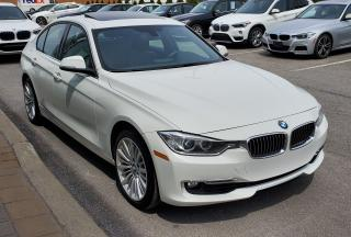 Used 2015 BMW 328 BMW CERTIFIED SERIES for sale in Dorval, QC