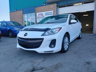 Used 2013 Mazda MAZDA3 for sale in St-Eustache, QC