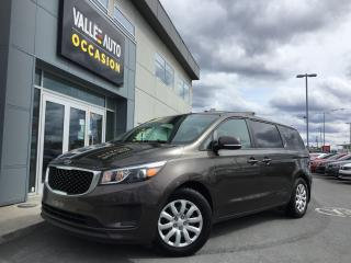Used 2017 Kia Sedona L Caméra for sale in St-Georges, QC