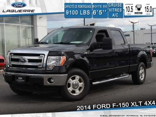 Used 2014 Ford F-150 Xlt 4x4 6 Places for sale in Victoriaville, QC