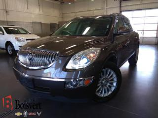 Used 2011 Buick Enclave Demarreur/bluetooth for sale in Blainville, QC