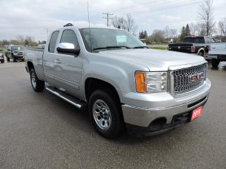 Used 2011 GMC Sierra 1500 SL Nevada Edition. 4X4. New tires for sale in Gorrie, ON