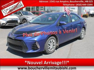 Used 2017 Toyota Corolla Se , Sièges for sale in Boucherville, QC