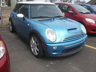 Used 2002 MINI Cooper Coupé 2 portes S for sale in St-Sulpice, QC