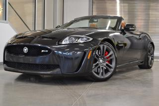 Used 2014 Jaguar XK for sale in Laval, QC