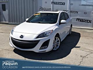 Used 2011 Mazda MAZDA3 Gt Bien équipe for sale in Rouyn-Noranda, QC