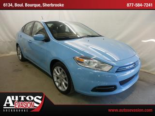 Used 2013 Dodge Dart Sxt + Mags + A/c for sale in Sherbrooke, QC