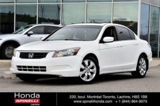 Used 2008 Honda Accord EX for sale in Lachine, QC