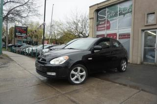 Used 2011 Hyundai Accent Hayon 3 portes,AUTOMATIQUE for sale in Laval, QC