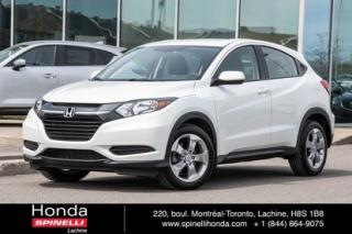 Used 2016 Honda HR-V LX for sale in Lachine, QC