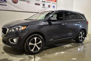 Used 2018 Kia Sorento V-6 7 Passagers+toit for sale in Sherbrooke, QC