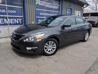 Used 2013 Nissan Altima 2.5 + Bluetooth for sale in Boisbriand, QC