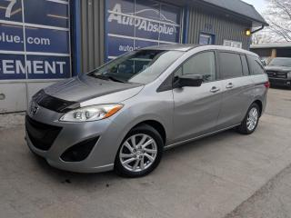 Used 2012 Mazda MAZDA5 Gs + + Cruise for sale in Boisbriand, QC