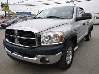 Used 2007 Dodge Ram 1500 Cabine quad 4X4 for sale in Laval, QC