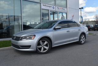 Used 2012 Volkswagen Passat Comfortline Toit for sale in St-Jérôme, QC
