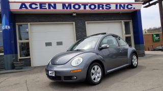 Used 2007 Volkswagen New Beetle Highline for sale in Hamilton, ON