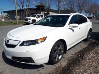 Used 2012 Acura TL TECH for sale in Drummondville, QC