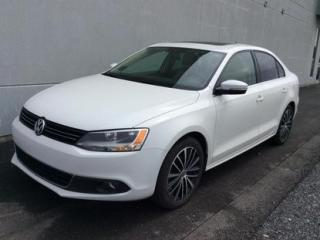 Used 2014 Volkswagen Jetta HIGHLINE for sale in Drummondville, QC