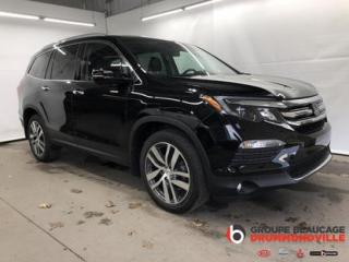 Used 2017 Honda Pilot Touring for sale in Drummondville, QC