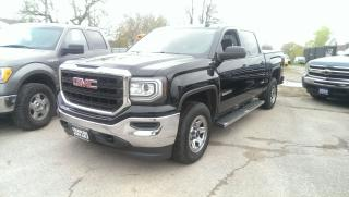 Used 2016 GMC Sierra 1500 CREW for sale in Cambridge, ON