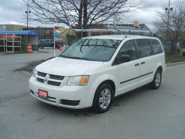 2008 Dodge Grand Caravan C/V LADDER RACK / DIVIDER / SHELVES