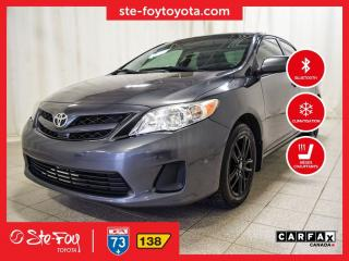 Used 2013 Toyota Corolla Ce A/c, Sièges Ch for sale in Québec, QC